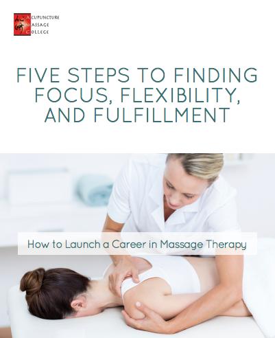 Career in Massage eBook